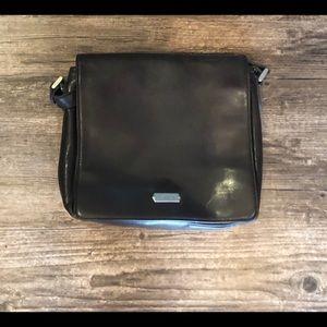 Esprit dark brown shoulder bag